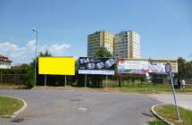 Card image cap311054 Billboard, Levice (ul. Nádražný rad )