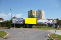 Card image cap311055 Billboard, Levice (ul. Nádražný rad)