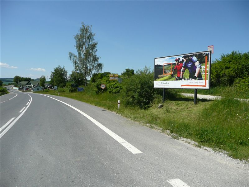 321048 Billboard, Beharovce (š. c. E50 - sm. Levoča)