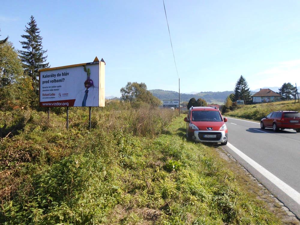 561096 Billboard, Likavka ()